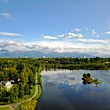 Westchester Lagoon on the Cusp of Fall (2)