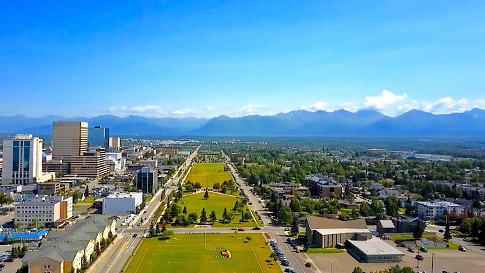Anchorage, Height of Summer